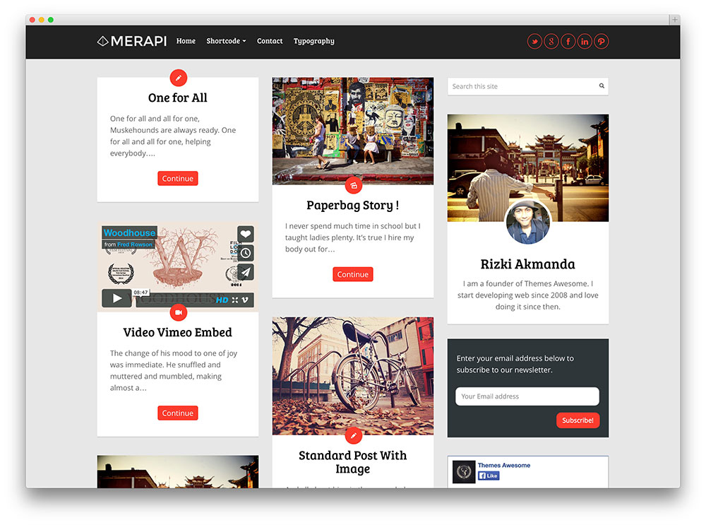 10 Best WordPress Themes for Different Website Categories |