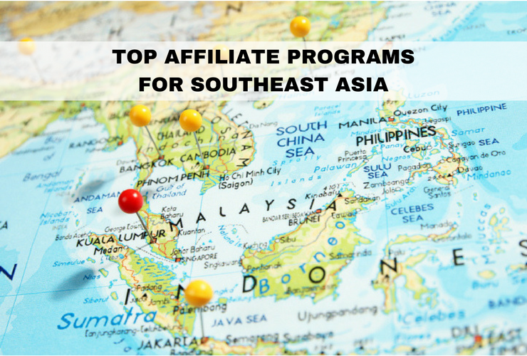 affiliate programs Southeast Asia