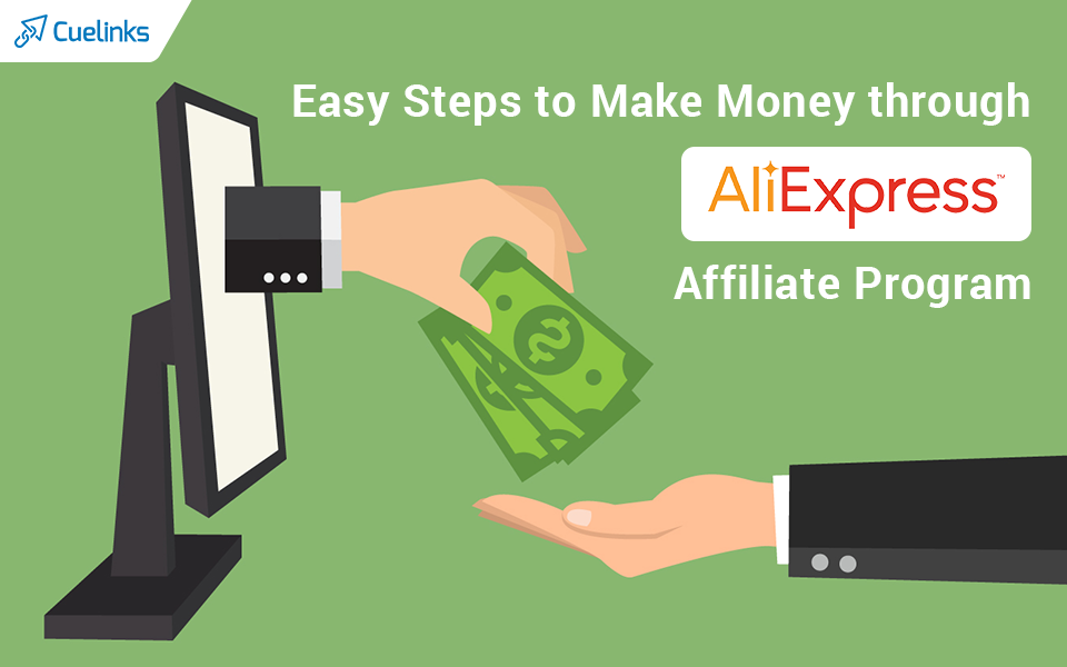How can We earn money with the AliExpress affiliate program?