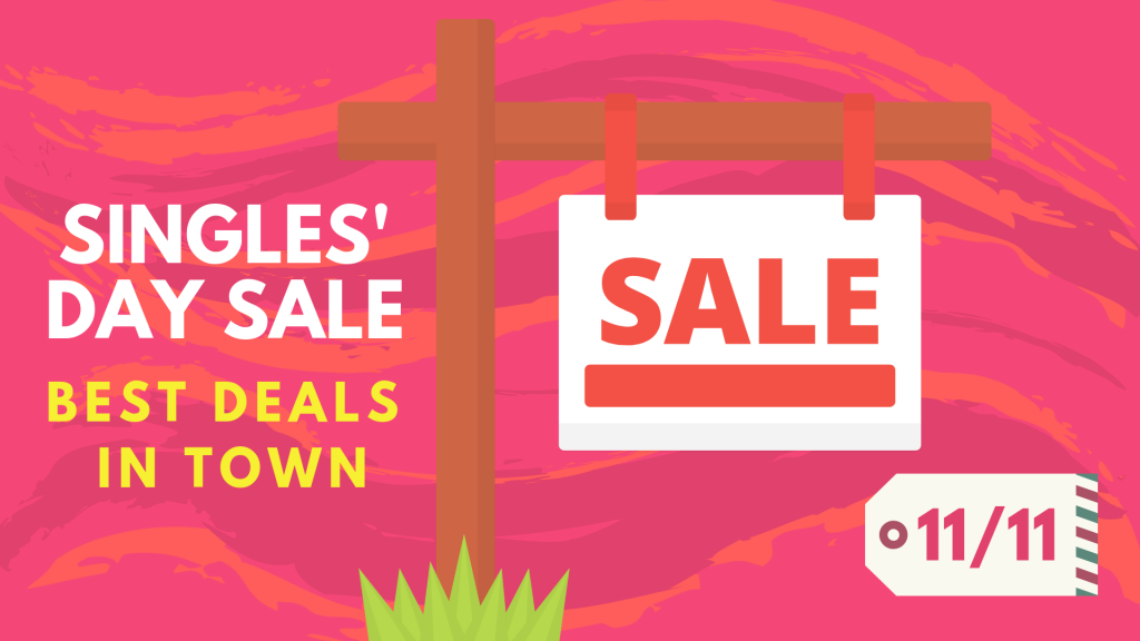 Shopee Singles Day Sale