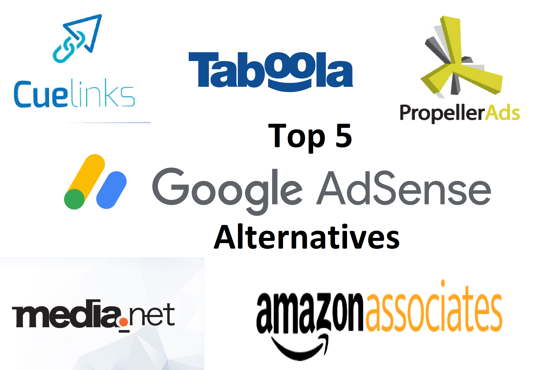 5 Best Google AdSense Alternatives to Try in 2021